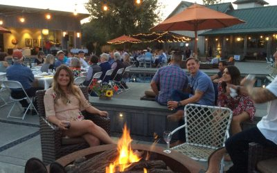 Sonoma Ag Boosters party at the Hydeout